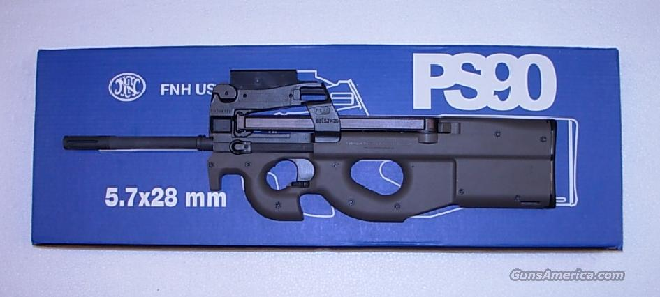 PS90  **  NEW IN BOX  **  $2999.00  Guns > Rifles > FNH - Fabrique Nationale (FN) Rifles > Semi-auto > PS90