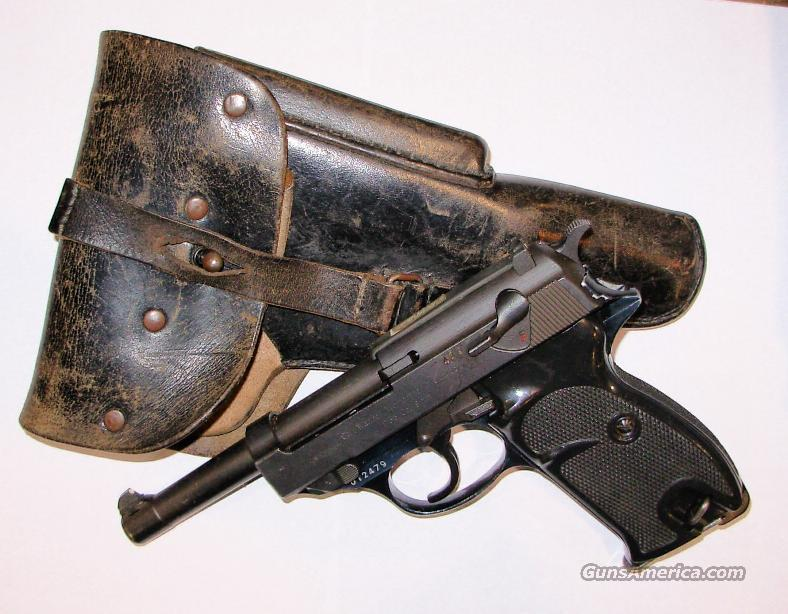 WALTHER P38  **  $439.00  Guns > Pistols > Walther Pistols > Post WWII > Large Frame Autos