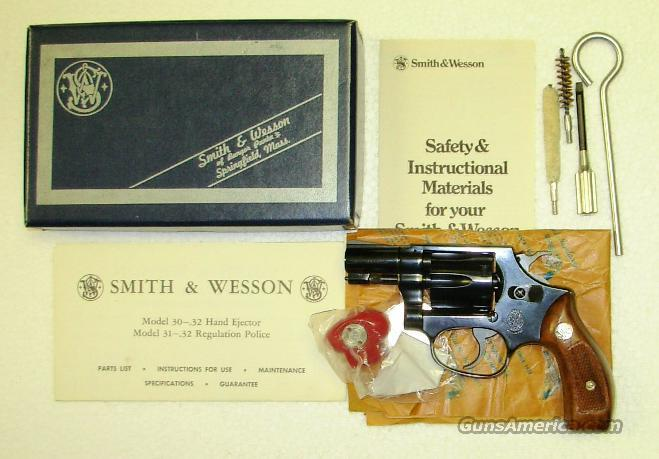 30-1  **  AS NEW IN BOX  **  $439.00  Guns > Pistols > Smith & Wesson Revolvers > Pocket Pistols