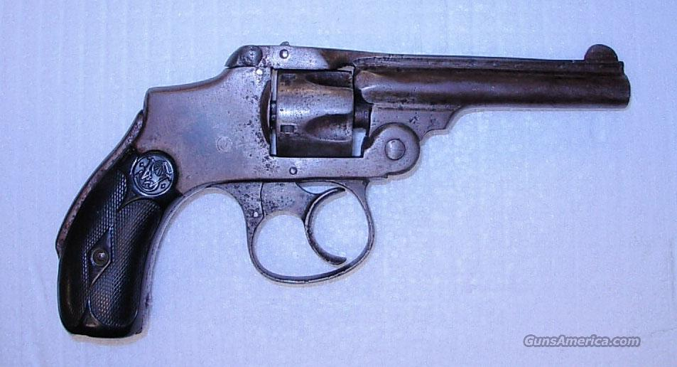 ".32 SAFETY HAMMERLESS  ***  ""LEMON SQUEEZER""  ***  $299.00  Guns > Pistols > Smith & Wesson Revolvers > Pre-1899"