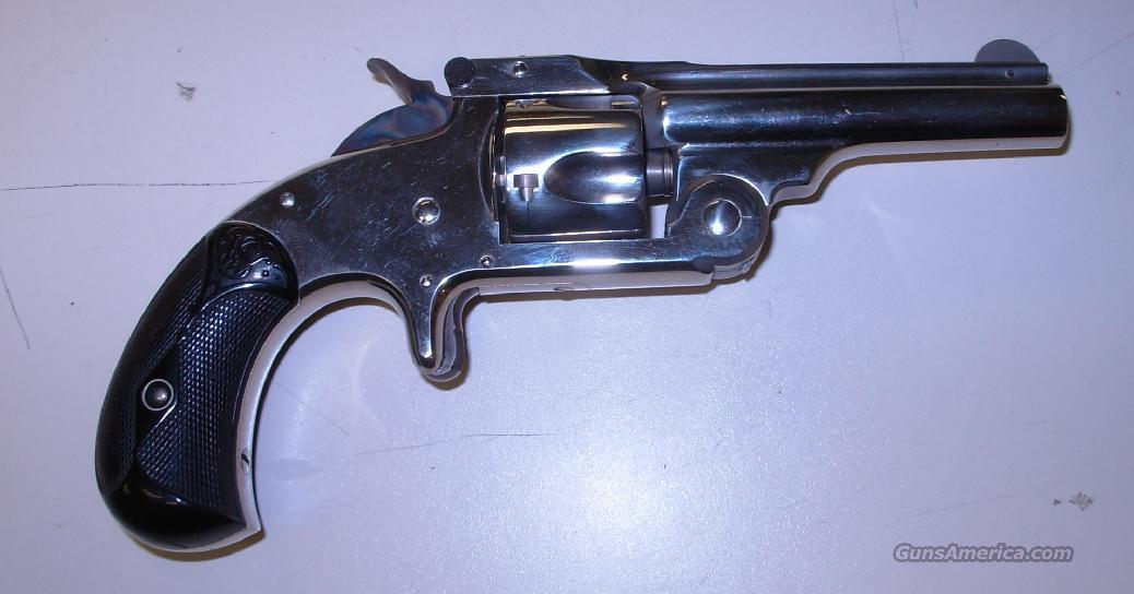 .32 SINGLE ACTION *** MODEL 1-1/2  ***  AS NEW *** $799.00  Guns > Pistols > Smith & Wesson Revolvers > Pre-1899