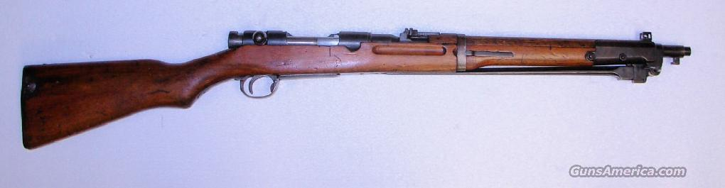 TYPE 44 JAPANESE CARBINE *** $699.00 WITH FREE SHIPPING!!!!  Guns > Rifles > Mauser Rifles > German