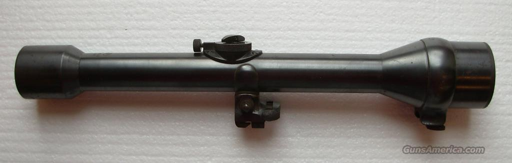 WWII SNIPER SCOPE  ***  ZEISS ZIELSECHS OPTICS  ***  $869.00  Guns > Rifles > Mauser Rifles > German
