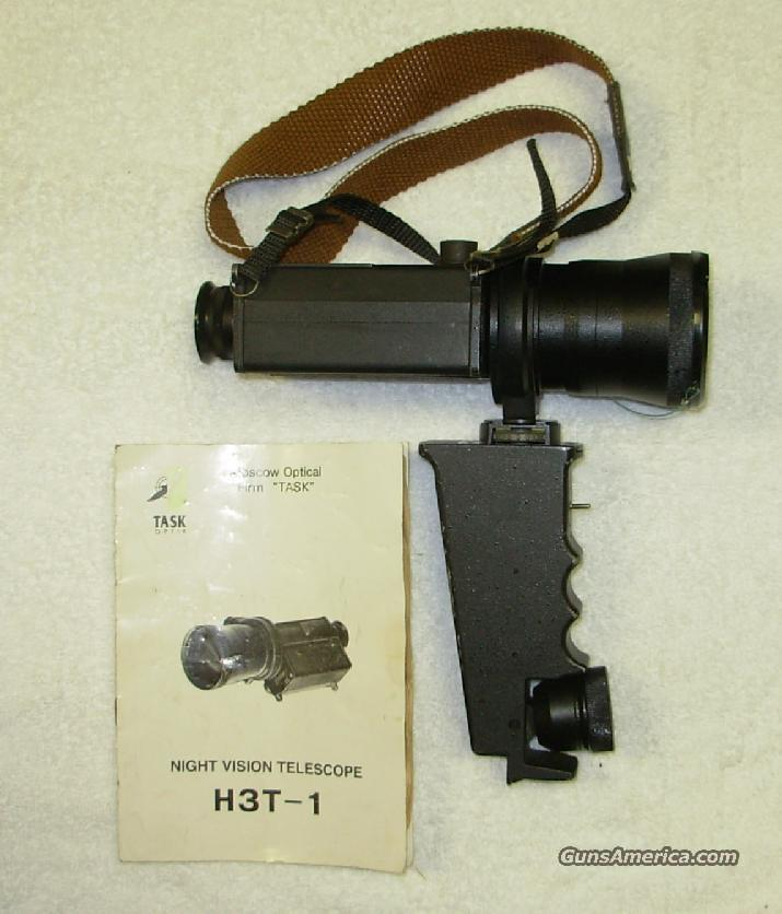 CYCLOP 1 WITH DETACHABLE INFARED ILLUMINATOR  Non-Guns > Night Vision