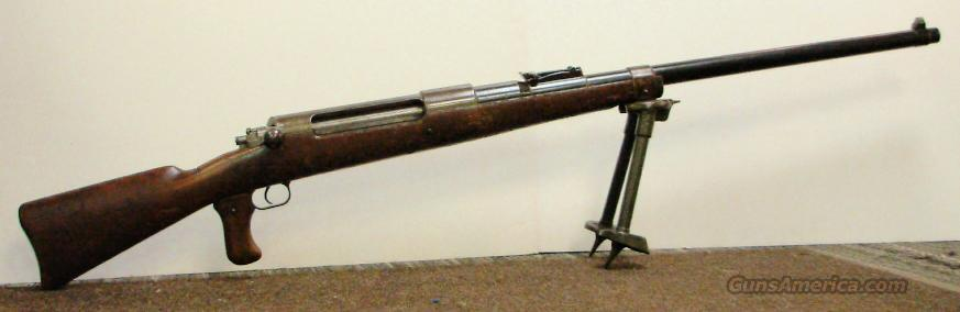 1918 KURZ  **  13.2MM  **  FIRST ATR  Guns > Rifles > Mauser Rifles > German