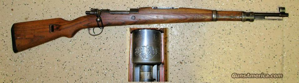 SYRIAN MAUSER  *  8MM CALIBER  **  $589.00  Guns > Rifles > Mauser Rifles > German