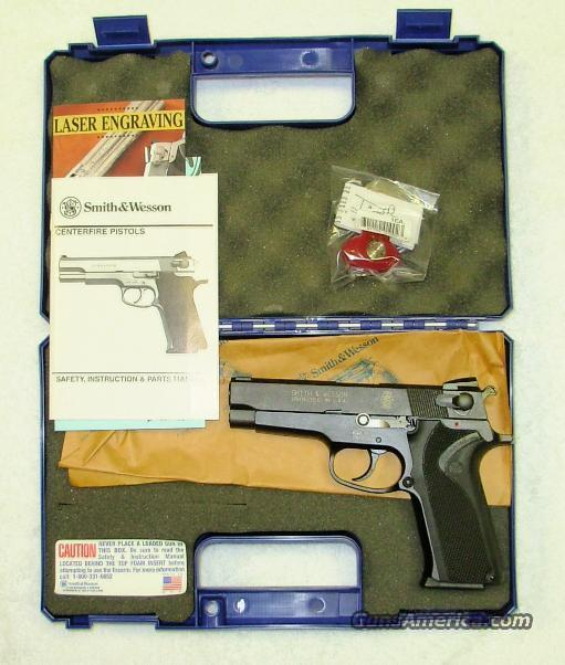 MODEL 910 * 9MM * LAW ENFORCEMENT MODEL WITH LASERMAX  **  $890.00  Guns > Pistols > Smith & Wesson Pistols - Autos > Alloy Frame