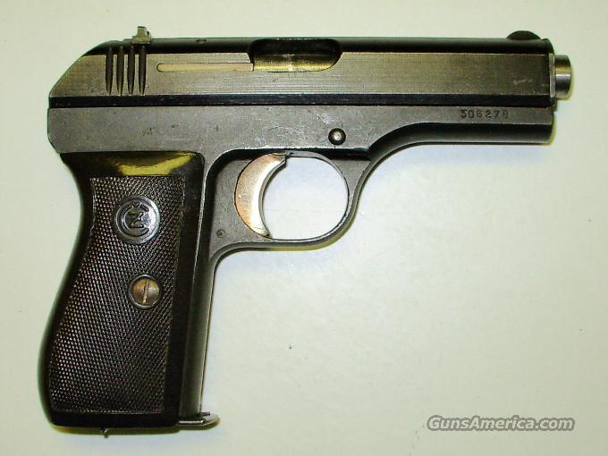 CZ 27 ** NAZI MARKED ** $499.00  Guns > Pistols > Military Misc. Pistols Non-US