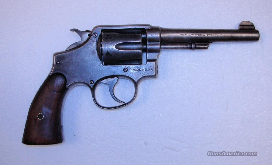 38 SPECIAL M&P  ***  $399.00  Guns > Pistols > Smith & Wesson Revolvers > Pre-1945