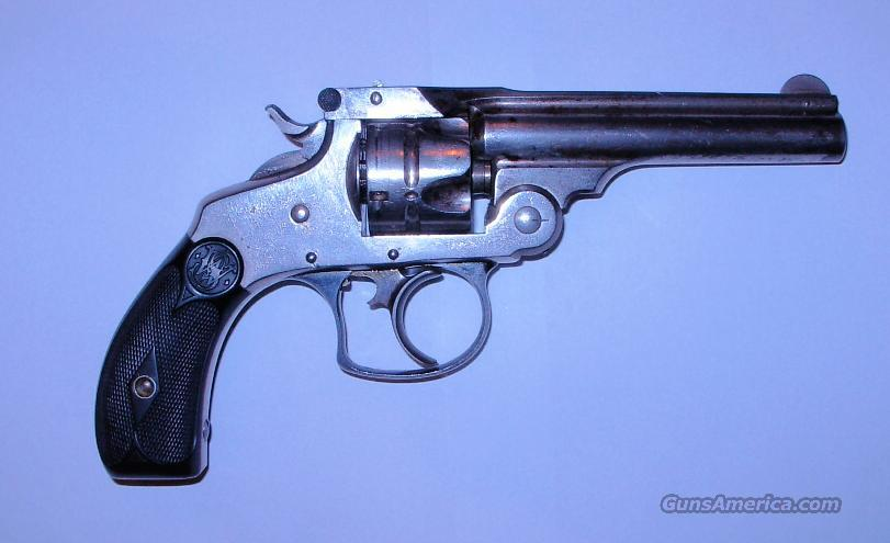 S&W 32 DOUBLE ACTION SECOND MODEL  Guns > Pistols > Smith & Wesson Revolvers > Pre-1945