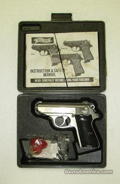 PPK/S  **  .380  **  $399.00  Guns > Pistols > Walther Pistols > Post WWII > PP Series