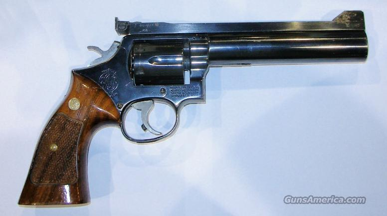 10-7 CUSTOM RACE GUN  **  $599.00  Guns > Pistols > Smith & Wesson Revolvers > Performance Center