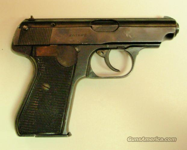 SAUER & SOHN ** MODEL 38  Guns > Pistols > Military Misc. Pistols Non-US