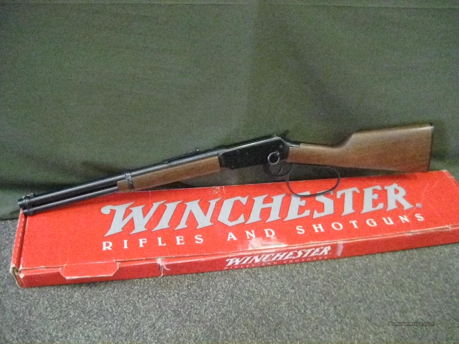 Winchester 94 Wrangler Large Loop 44 Mag  Guns > Rifles > Winchester Rifles - Modern Lever > Model 94 > Post-64