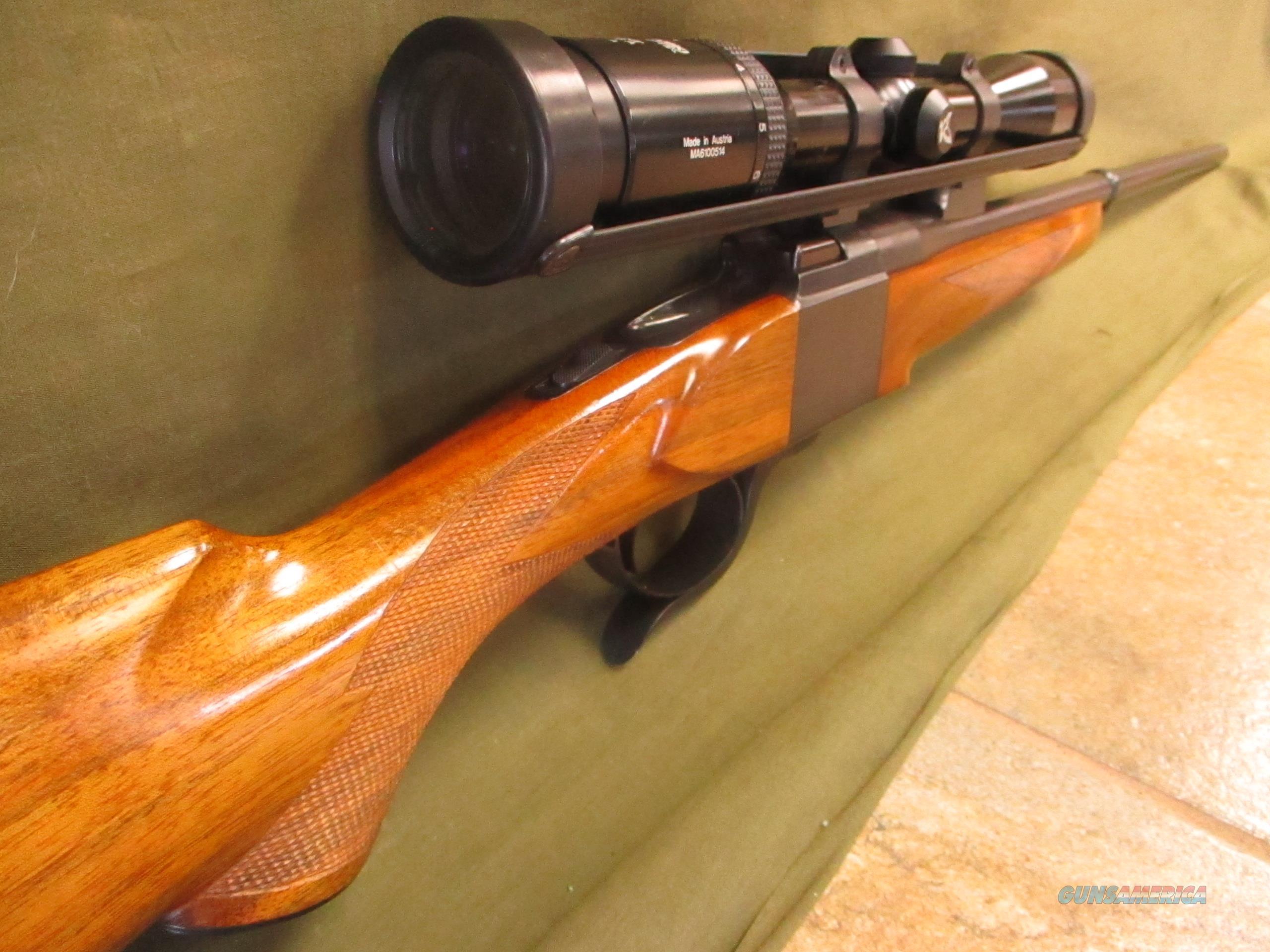 Like New Dakota Arms Model 10 w/Swarovski 3-9x36 7x57 Mauser  Guns > Rifles > Dakota Arms Rifles