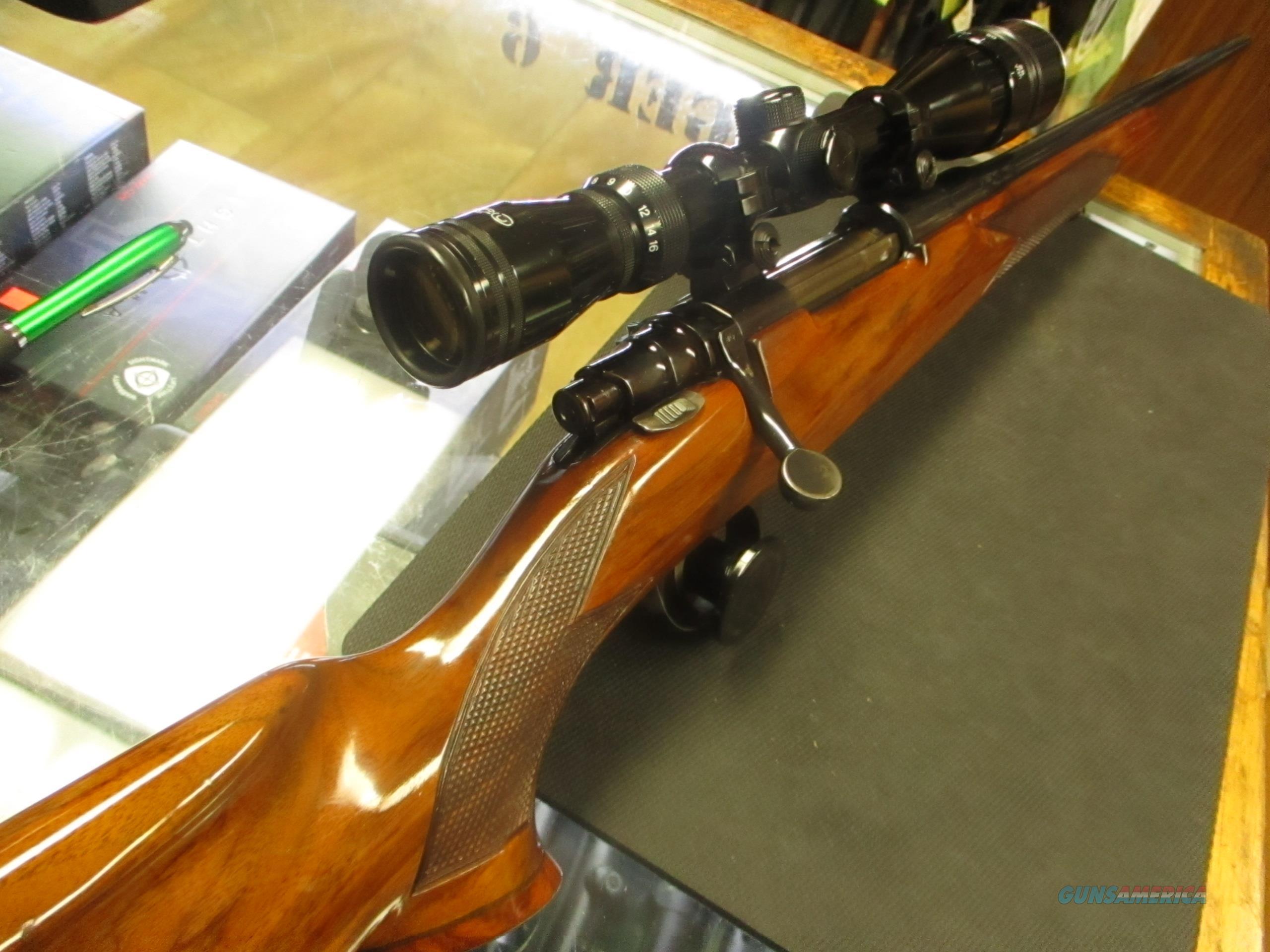 Harrington & Richardson/FN Commercial Model 300 Ultra .30-06  Guns > Rifles > Harrington & Richardson Rifles