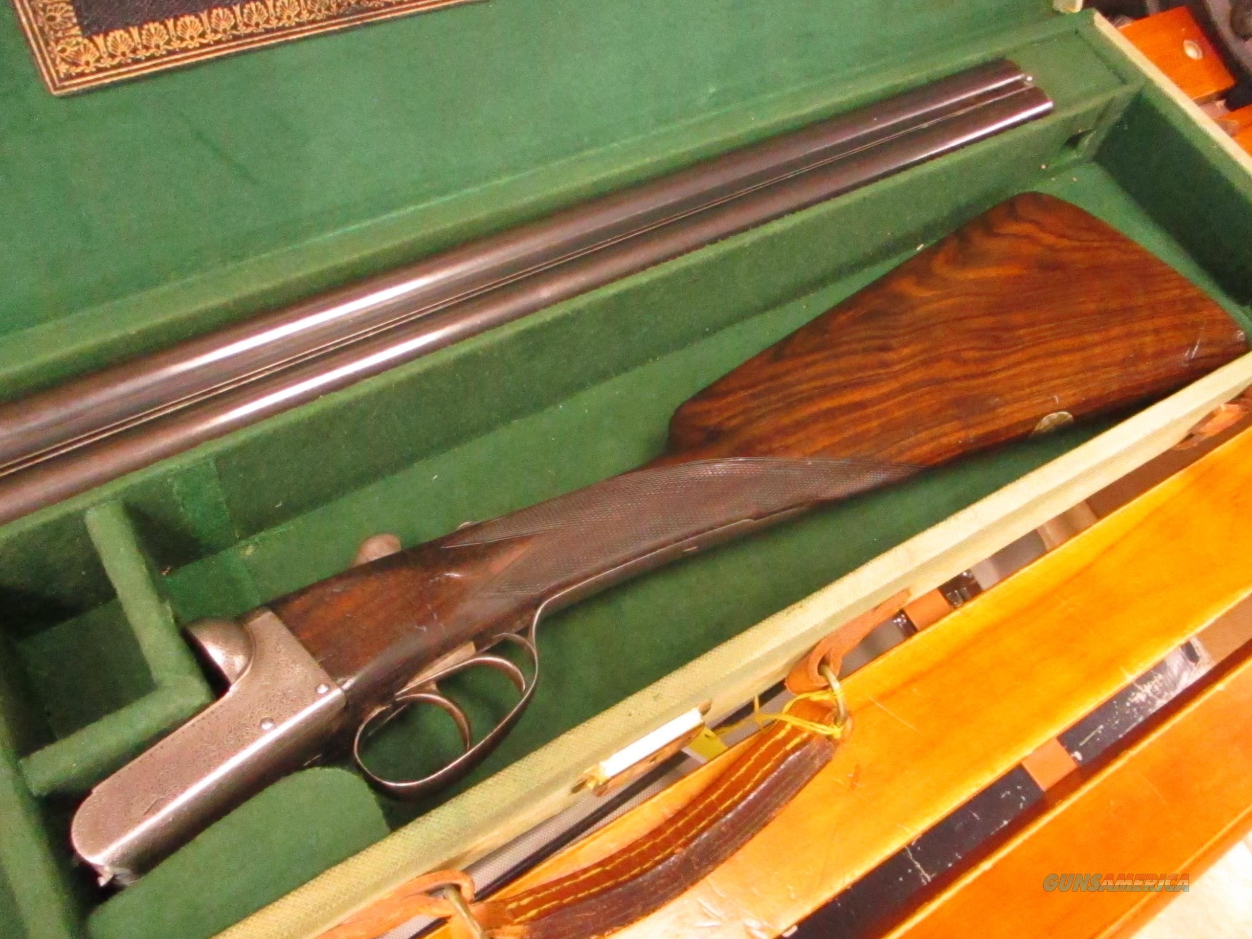 """Webley & Scott M700 12 GA 28""""  Guns > Shotguns > Double Shotguns (Misc.)  > English"""
