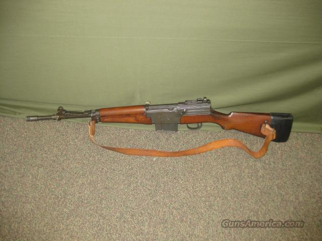 French MAS 1949-56 .308  Guns > Rifles > Military Misc. Rifles Non-US > FrenchMAS