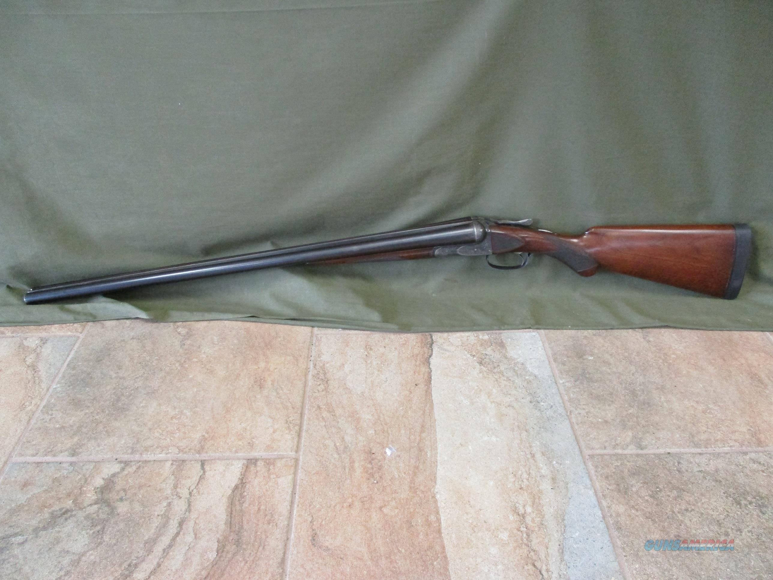 AH Fox AE Grade 12ga, Special Order Single Trigger, Outstanding As New!  Guns > Shotguns > Fox Shotguns