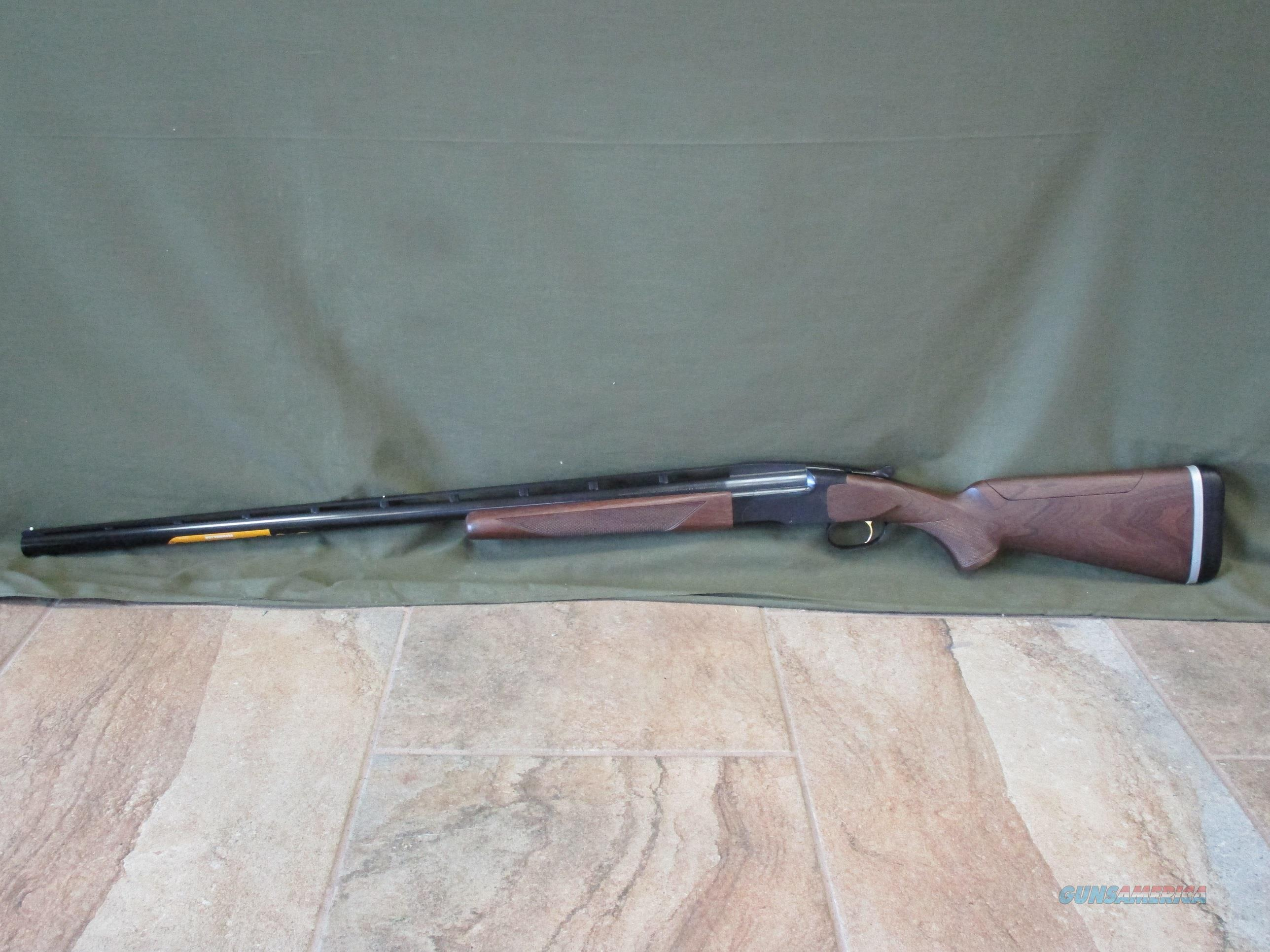 "Browning BT99 12ga 30"" Adj Butt, Adj Comb NIB from Factory  Guns > Shotguns > Browning Shotguns > Single Barrel"