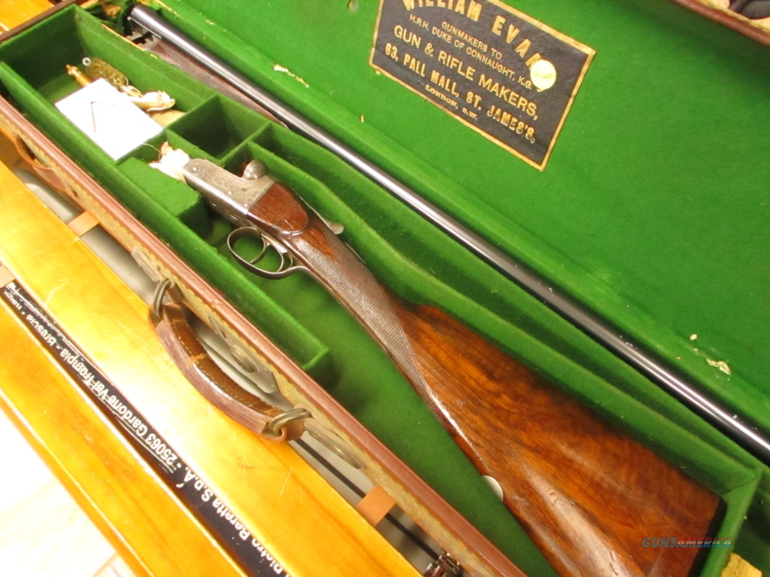 "John Wilkes Boxlock 20 GA 28""  Guns > Shotguns > Double Shotguns (Misc.)  > English"