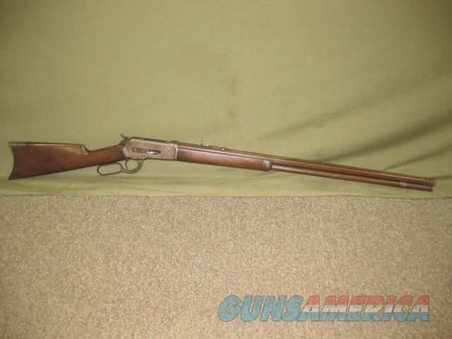 "Winchester 1886 Special Order 40-65, 30"" barrel  Guns > Rifles > Winchester Rifles - Pre-1899 Lever"