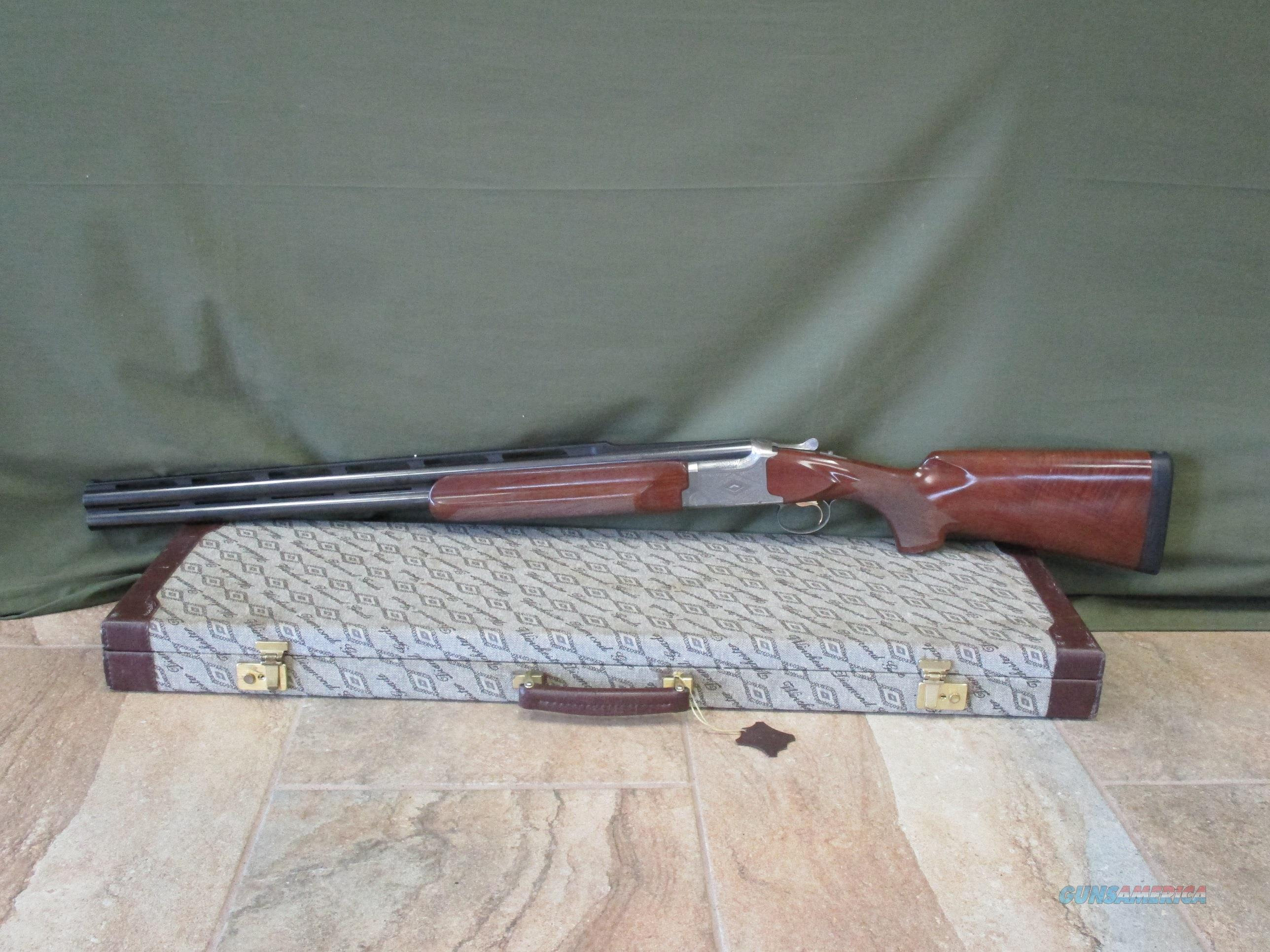 Winchester Diamond Grade Skeet 12ga Cased All Original  Guns > Shotguns > Winchester Shotguns - Modern > O/U > Trap/Skeet