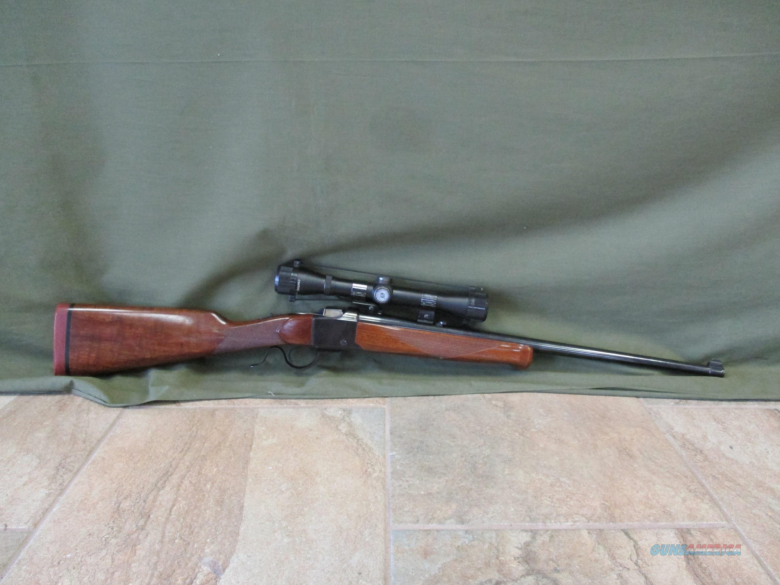 Ruger #3 22 Hornet, Mint Bore, Exc Wood  Guns > Rifles > Ruger Rifles > #1 Type