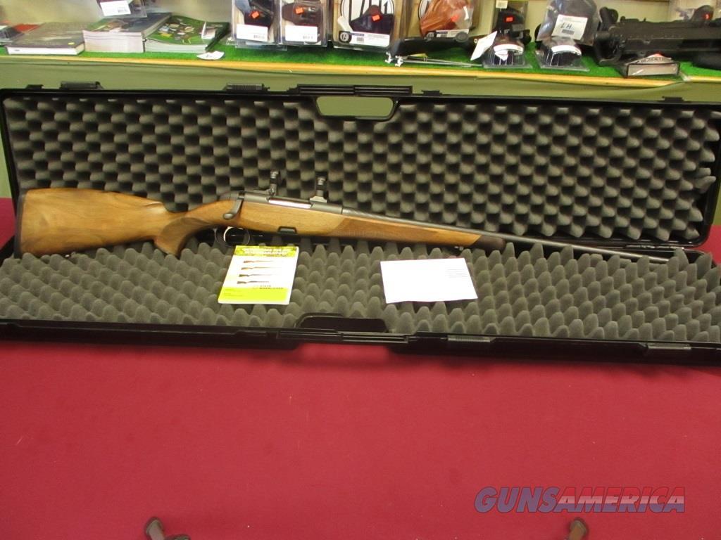 Styer Classic Half Stock .308 w/ Case NiB  Guns > Rifles > Steyr Rifles
