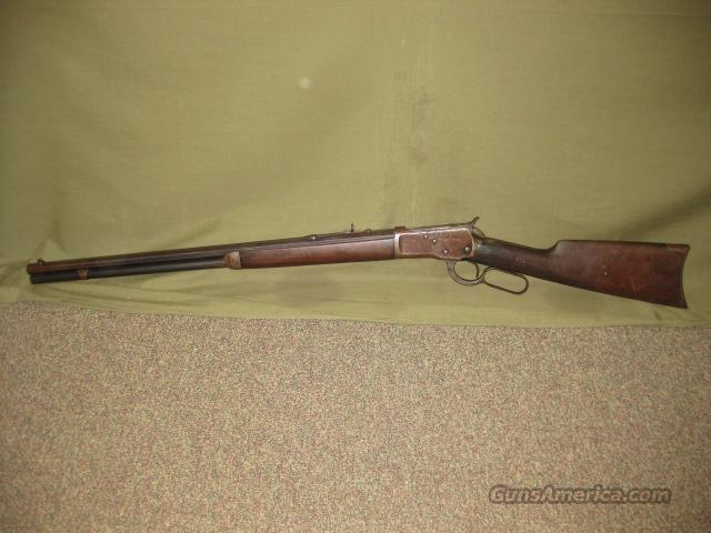 Winchester 1892 All Original in 44-40  Guns > Rifles > Winchester Rifles - Modern Lever > Other Lever > Pre-64
