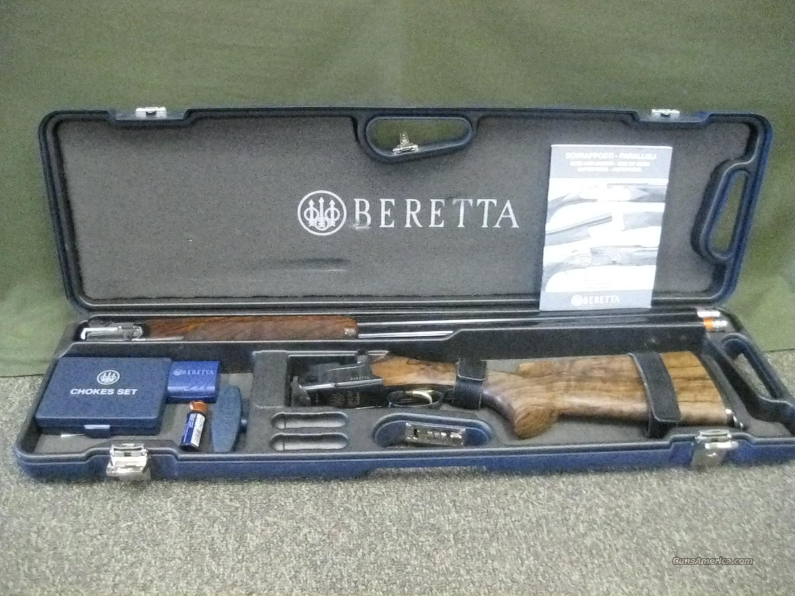 "Beretta DT-10 Sporting 30"" 12ga As New  Guns > Shotguns > Beretta Shotguns > O/U > Trap/Skeet"
