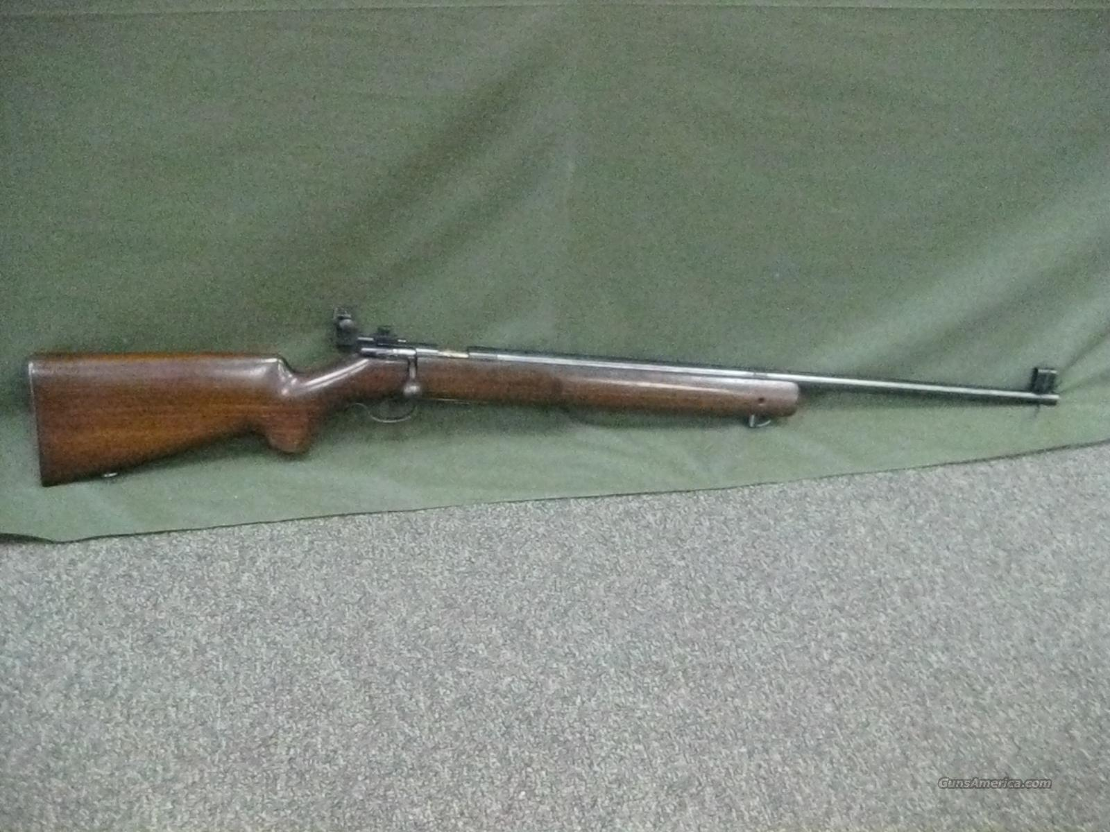 Winchester 75 22LR All Original  Guns > Rifles > Winchester Rifles - Modern Bolt/Auto/Single > Other Bolt Action