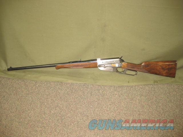 Browning 1895 High Grade 30-06  Guns > Rifles > Browning Rifles > Lever Action