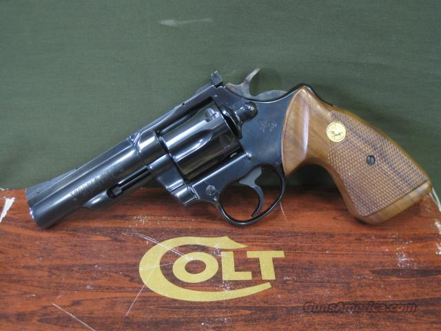 Colt Trooper .22LR New In Box  Guns > Pistols > Colt Double Action Revolvers- Modern
