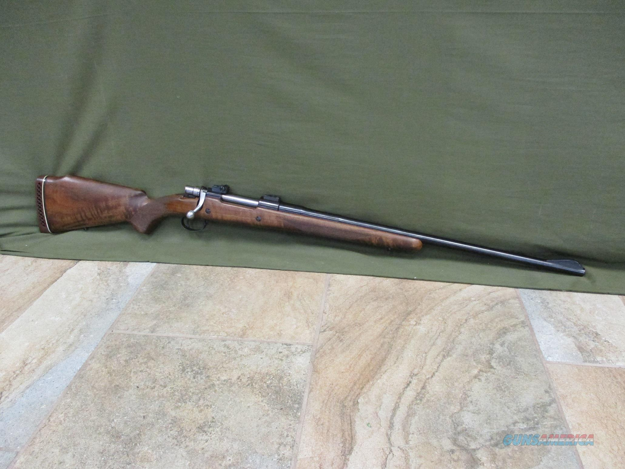 Browning Safari Grade Belgium Mfg 7mm Mag  Guns > Rifles > Browning Rifles > Bolt Action > Hunting > Blue
