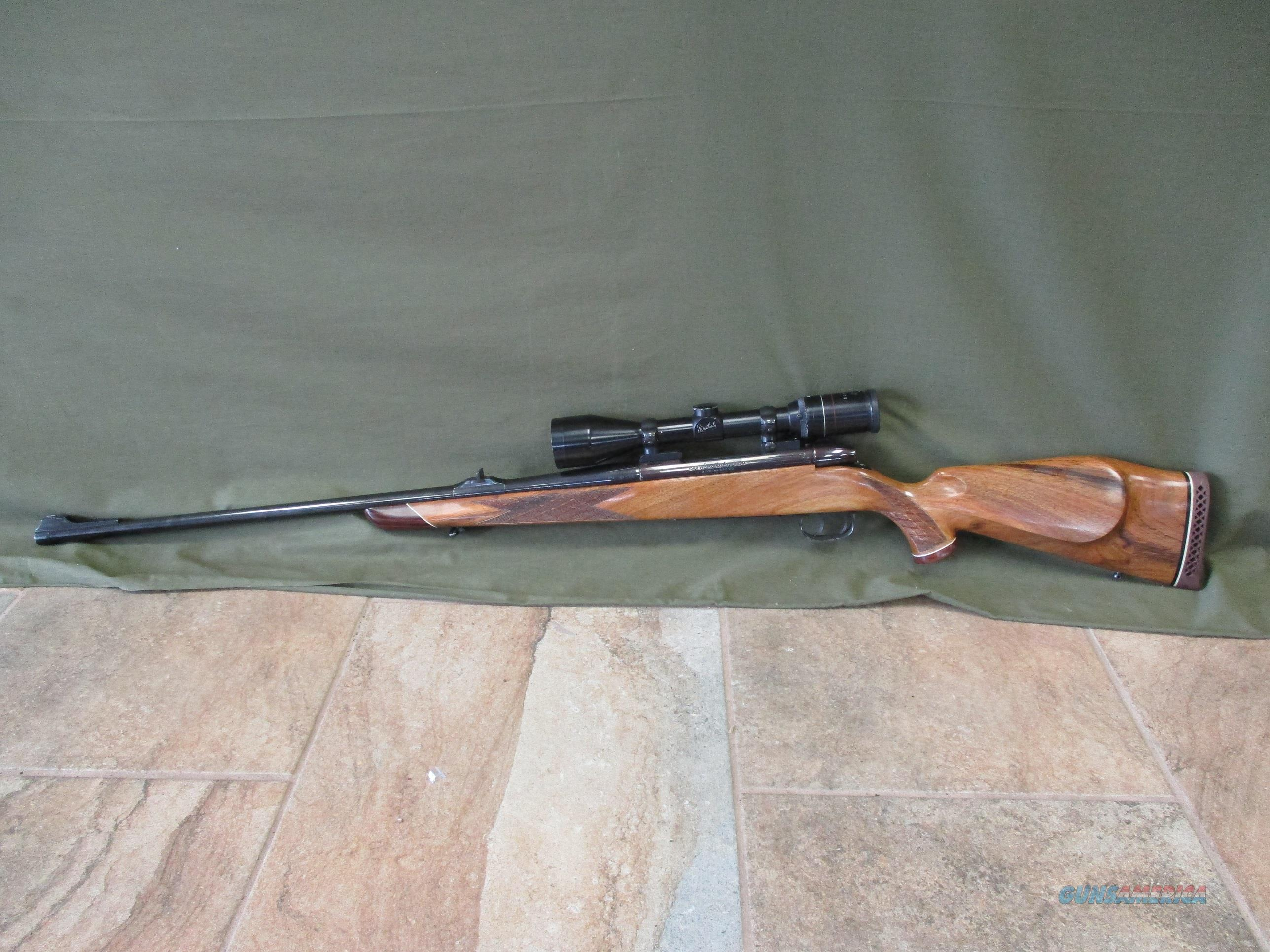 "Weatherby Europa Deluxe ""Rare Double Set Triggers"" W. German Mfg Unfired  Guns > Rifles > Weatherby Rifles > Sporting"