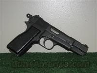 "Browning ""Inglis"" HiPower 9mm Canadian  Guns > Pistols > Browning Pistols > Hi Power"