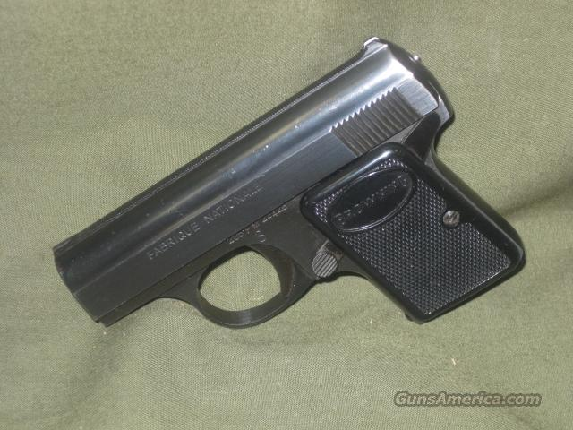 "Browning ""Baby Auto"" 25acp Early Model  Guns > Pistols > Browning Pistols > Baby Browning"