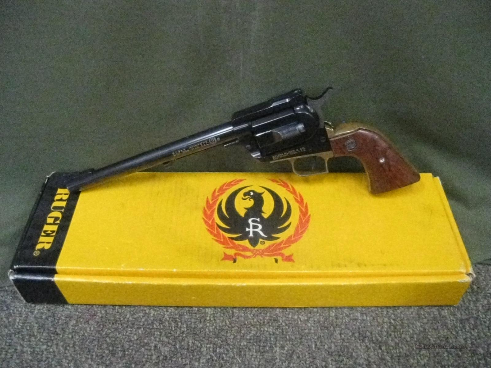Ruger Hawkeye .256 Magnum   Guns > Pistols > Ruger Single Action Revolvers > Blackhawk Type