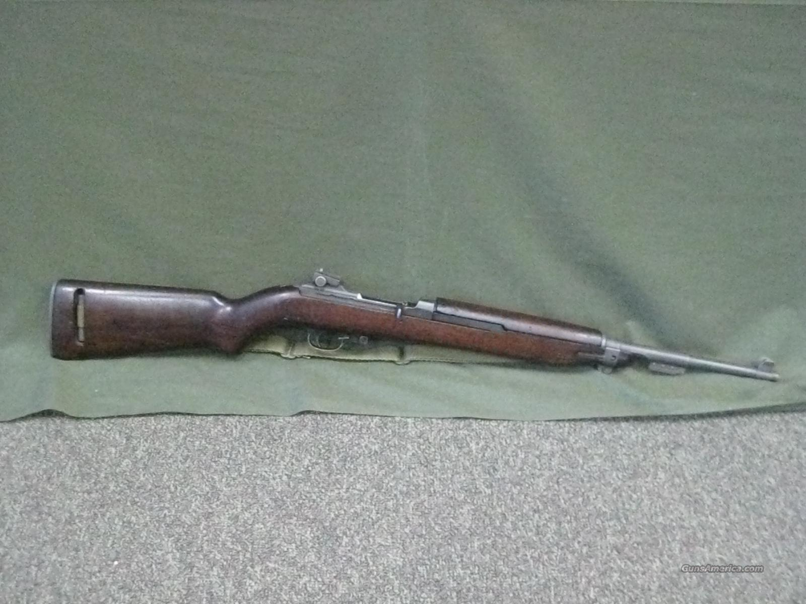 Rock-Ola M-1 Carbine 30cal  Guns > Rifles > Military Misc. Rifles US > M1 Carbine