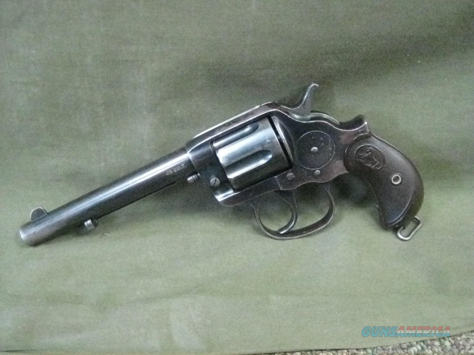Colt 1902 All Original 45 Colt RAC Inspected  Guns > Pistols > Colt Double Action Revolvers- Pre-1945