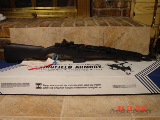 Springfield Armory Socom 1 NIB 308 NATO  Guns > Rifles > Springfield Armory Rifles > M1A/M14