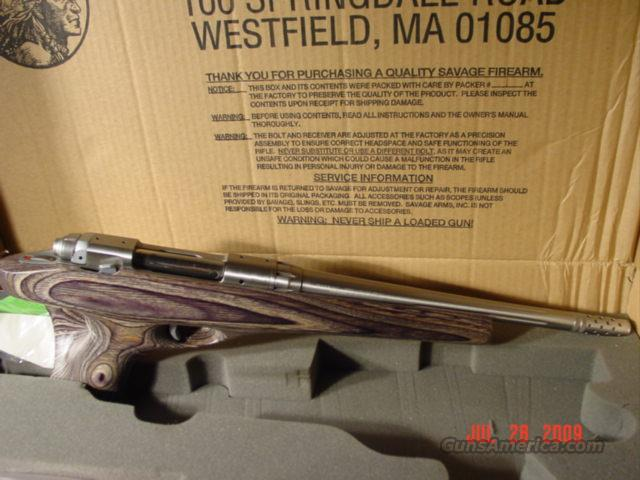 Savage 516BSAK Thumbhole Stock 223 NIB LOOK  Guns > Pistols > Savage Pistols