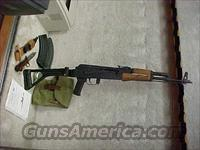 Romanian, Model AK-47, Cal. 7.62x39  (with assessories)  Guns > Rifles > R Misc Rifles