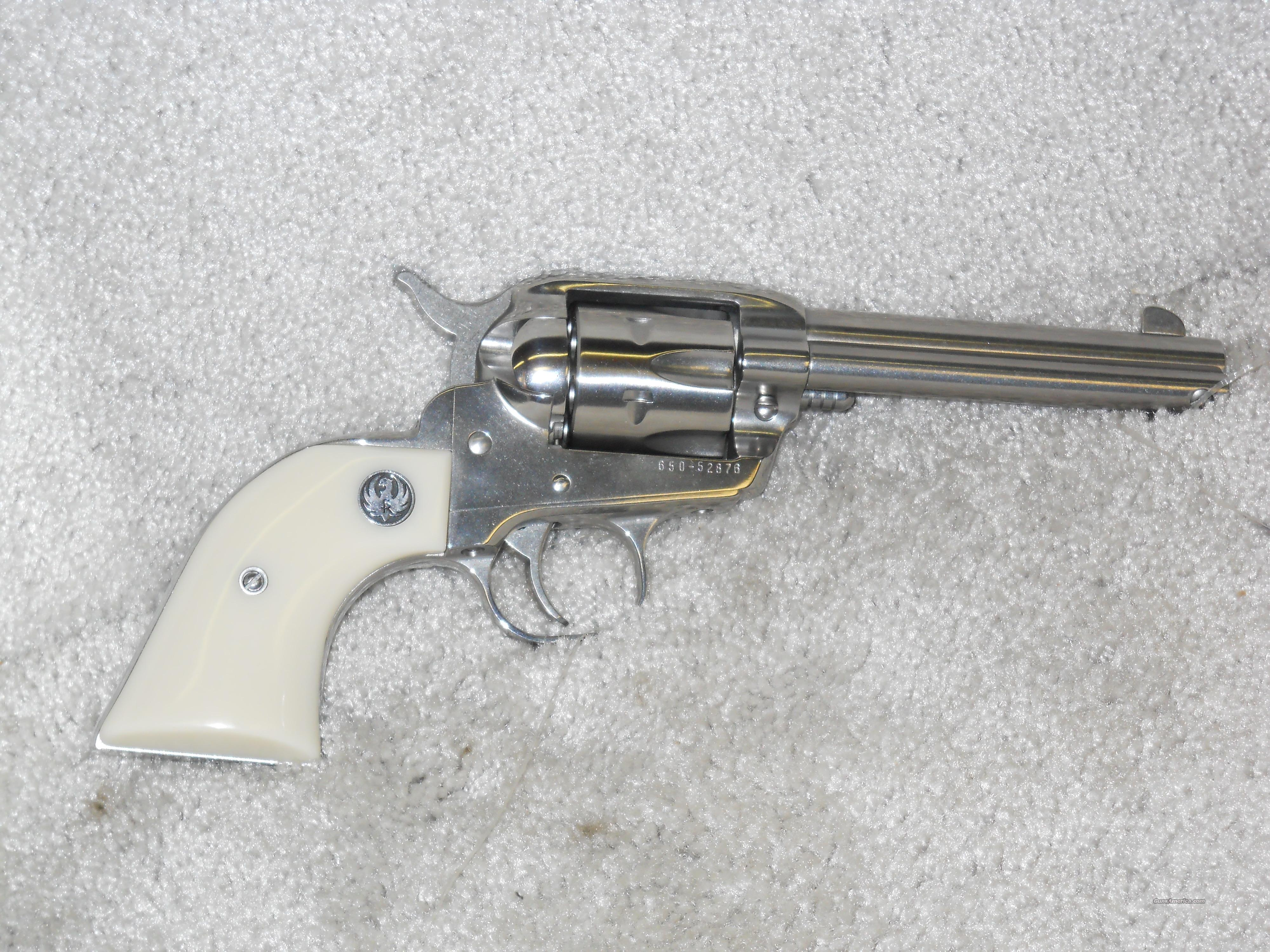 Ruger, Model: Single Six, Cal.32 H&R Mag.  Guns > Pistols > Ruger Single Action Revolvers > Single Six Type