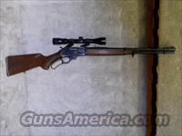 Marlin, Model: 336, Cal.,30-30  Guns > Rifles > Marlin Rifles > Modern > Lever Action