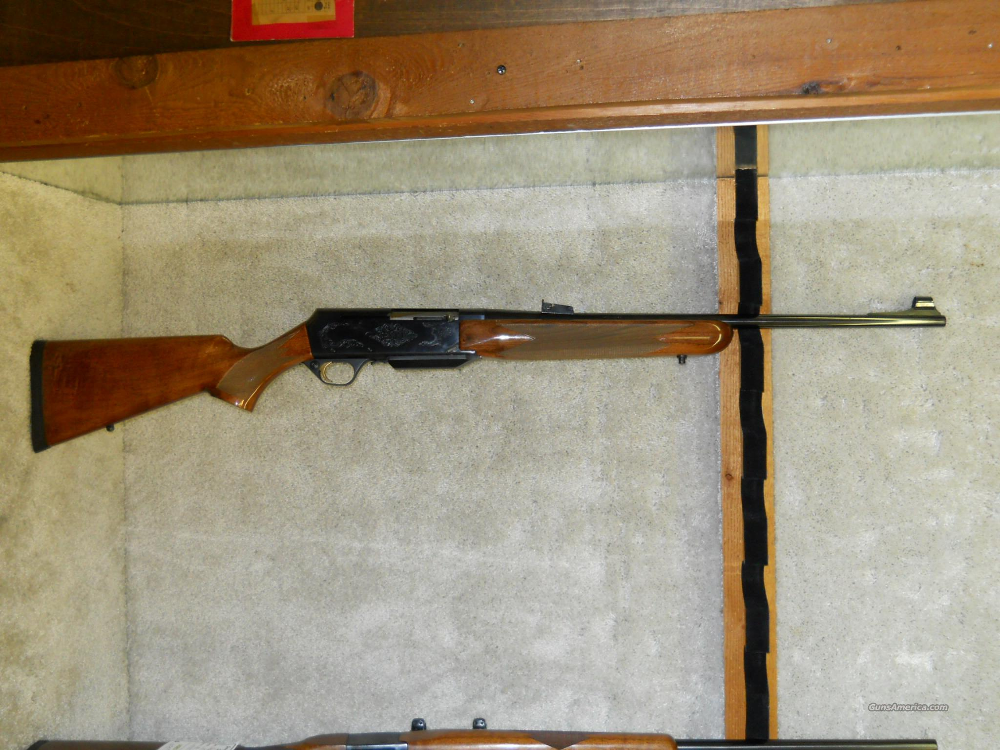 Browning, Model: BAR II (Safari), Cal.30-06  Guns > Rifles > Browning Rifles > Semi Auto > Hunting