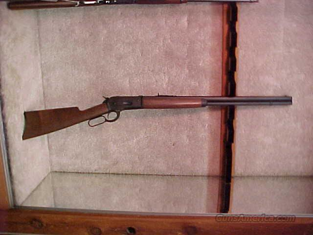 Winchester, Model 1886, 1 of 500, Cal. 45-70 Govt.  Guns > Rifles > Winchester Rifles - Modern Lever > Other Lever > Post-64