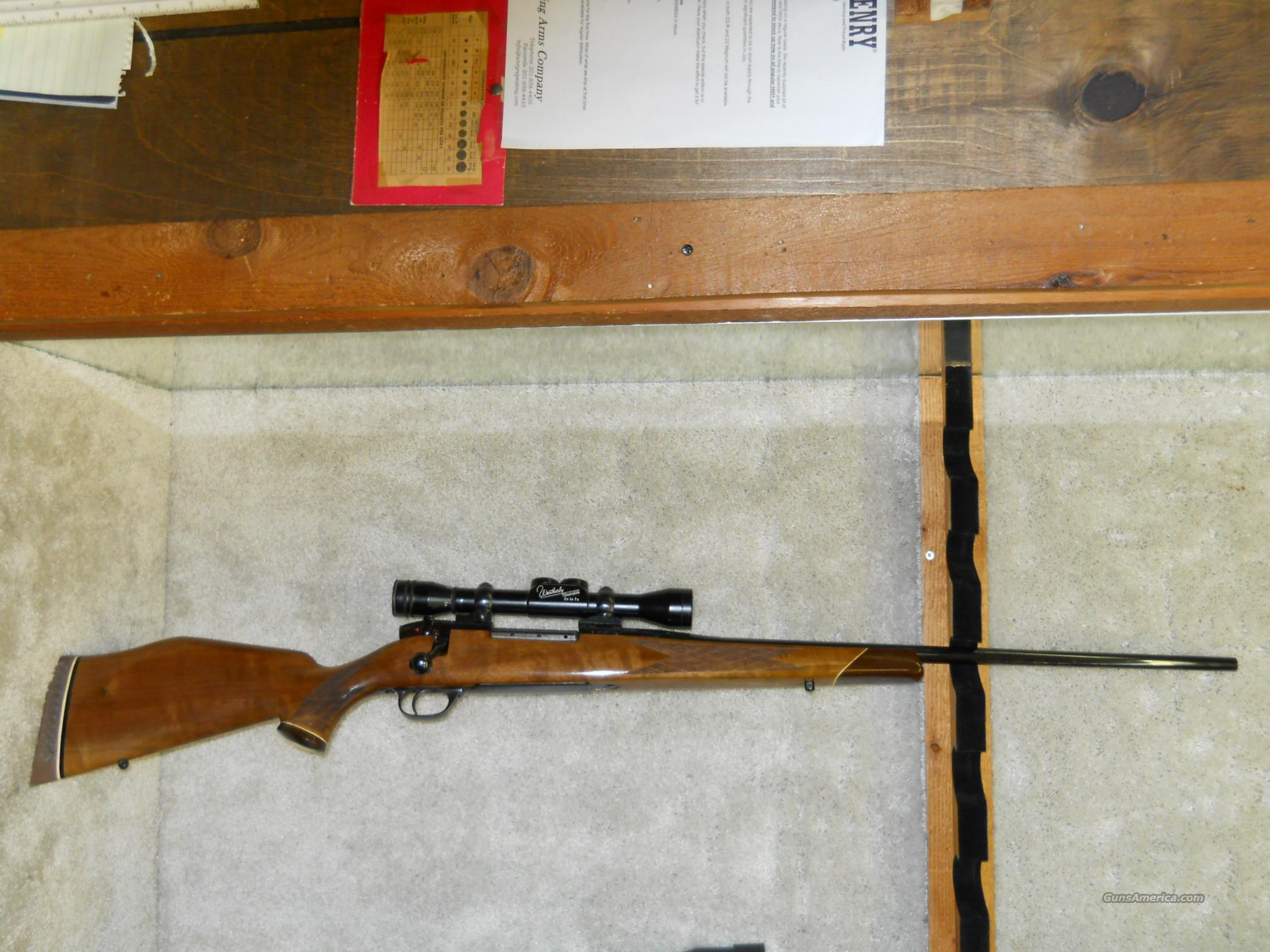 Weatherby, MK-V Cal.270 Magnum  Guns > Rifles > Weatherby Rifles > Sporting