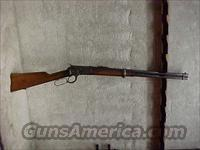Garate Anitua, 1892, Cal.44L   Guns > Rifles > G Misc Rifles